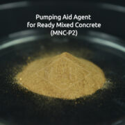 Pumping Aid Agent for Ready Mixed Concrete(MNC-P2)