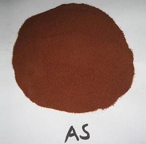 AS - concrete admixtures