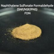 Napthalene Sulphonate Formaldehyde