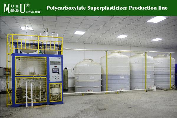 polycarboxylate Superplasticizer production line