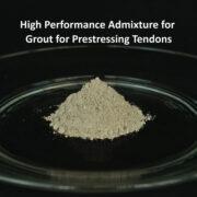 High Performance Admixture