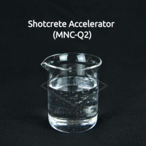 Shotcrete Accelerator