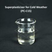 Superplasticizer for Cold Weather(pc-c15)