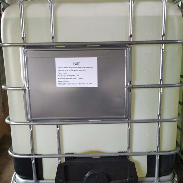 Polycarboxylate Superplasticizer Ether Of High Water Reduction