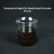 Pumping Aid Agent for Ready Mixed Concrete