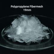 Polypropylene Fibermesh 19mm