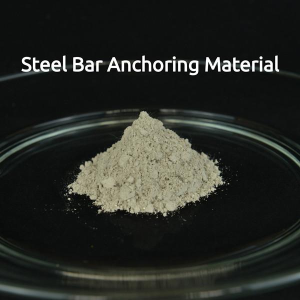 Steel Bar Anchoring Material