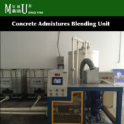 3-concrete admixtures blending unit-18001200