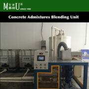 3-concrete admixtures blending unit-18001200