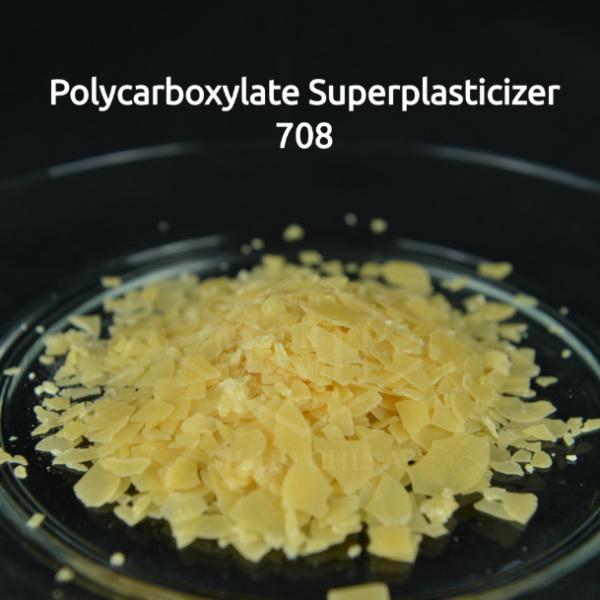 polycarboxylate superplasticizer 708