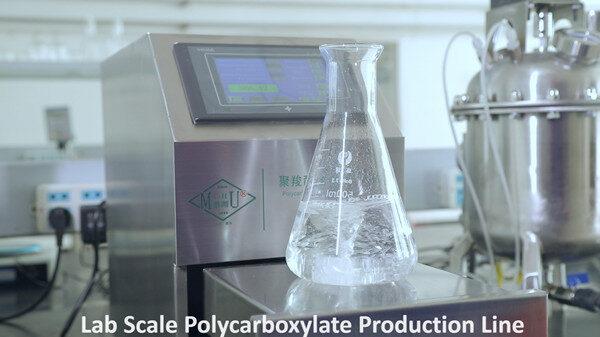 Lab Scale Production Line