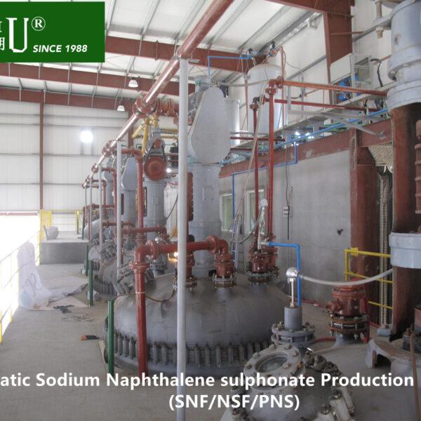 Automatic Sodium Napthalene Sulphonate Production Line